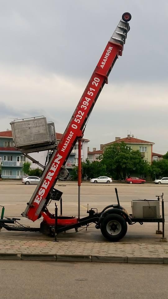 Eskişehir Asansör Kiralama
