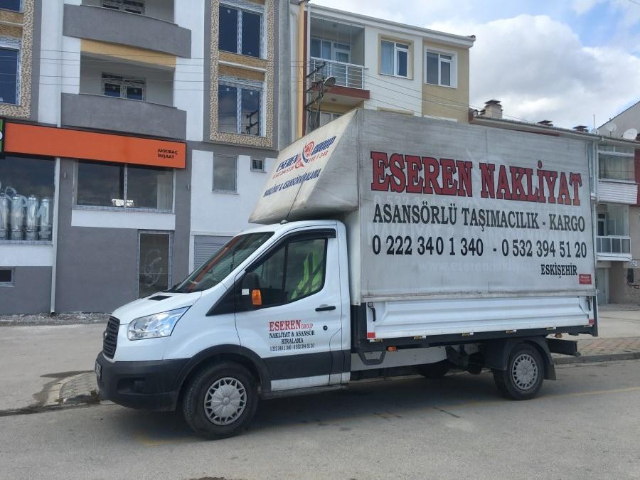 Eskişehir Eseren Nakliyat