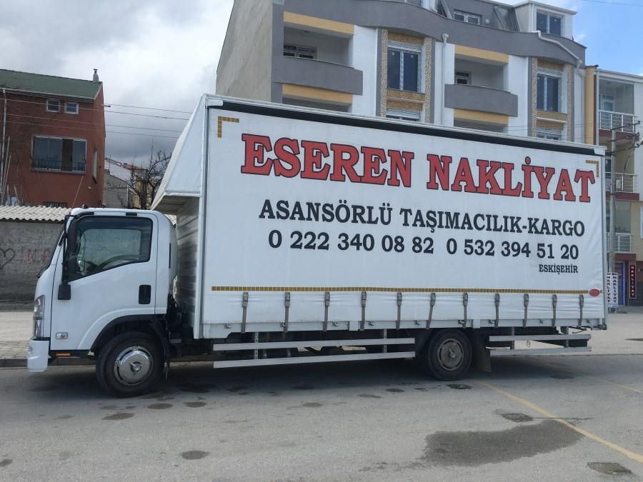 Eskişehir Evden Eve Nakliyat