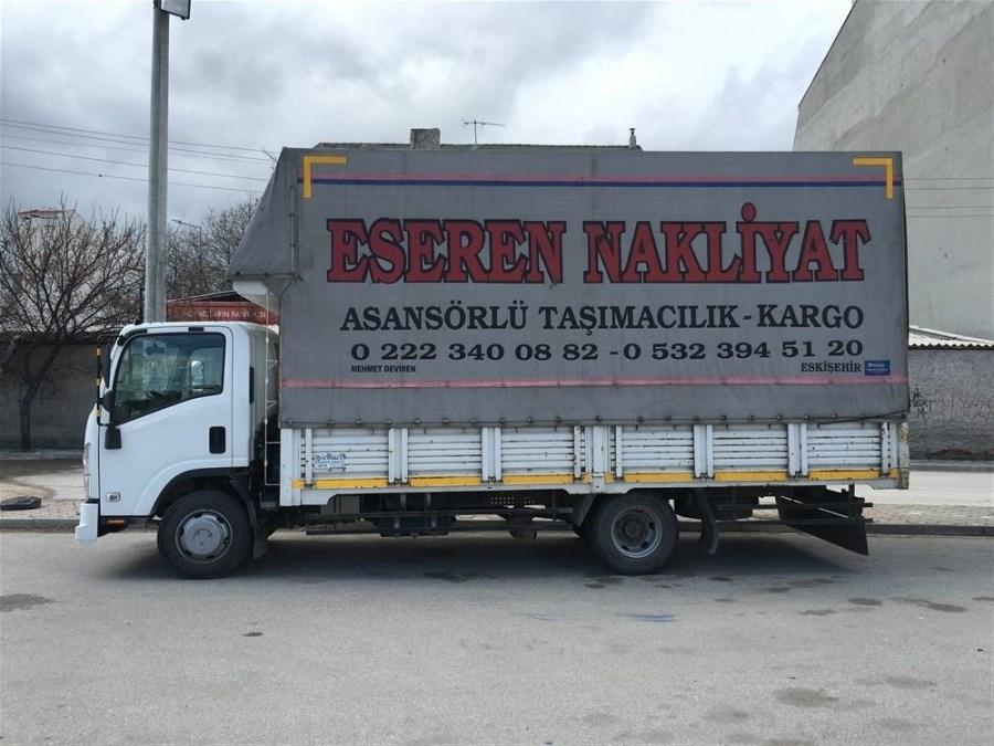 Eskişehir Nakliyat